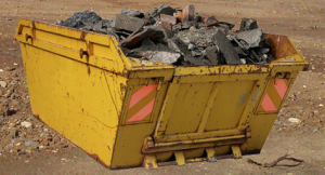 skip bins for commercial use